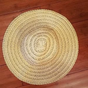 Accessories - AMAZING TAN WIDE BRIM FLOPPY SUN BEACH HAT